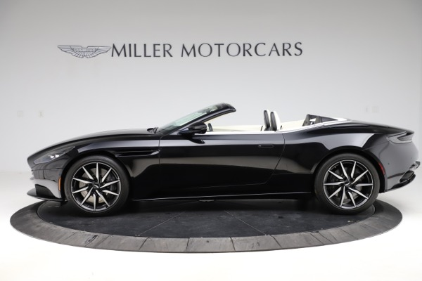 Used 2020 Aston Martin DB11 Volante for sale $209,900 at Rolls-Royce Motor Cars Greenwich in Greenwich CT 06830 2