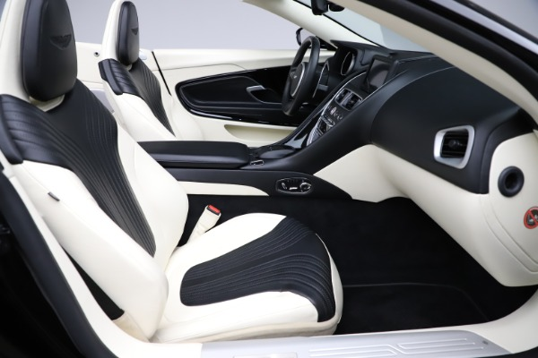 Used 2020 Aston Martin DB11 Volante for sale $209,900 at Rolls-Royce Motor Cars Greenwich in Greenwich CT 06830 20