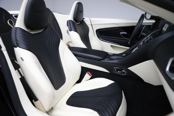 Used 2020 Aston Martin DB11 Volante for sale $209,900 at Rolls-Royce Motor Cars Greenwich in Greenwich CT 06830 21