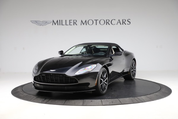 Used 2020 Aston Martin DB11 Volante for sale $209,900 at Rolls-Royce Motor Cars Greenwich in Greenwich CT 06830 24
