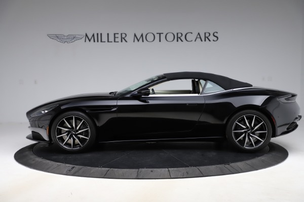 Used 2020 Aston Martin DB11 Volante for sale $209,900 at Rolls-Royce Motor Cars Greenwich in Greenwich CT 06830 25