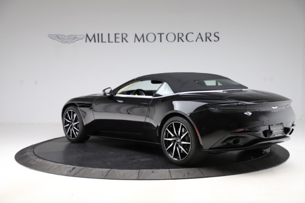 Used 2020 Aston Martin DB11 Volante for sale $209,900 at Rolls-Royce Motor Cars Greenwich in Greenwich CT 06830 26