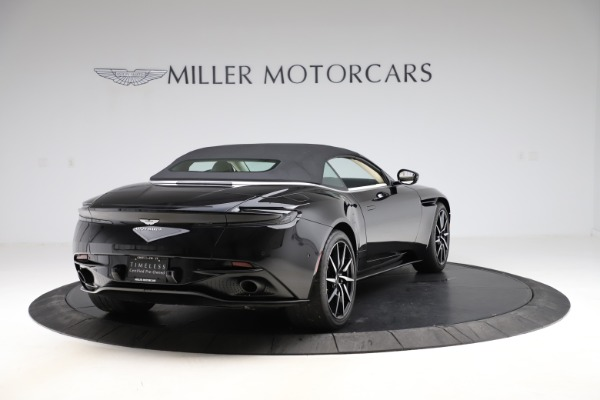 Used 2020 Aston Martin DB11 Volante for sale $209,900 at Rolls-Royce Motor Cars Greenwich in Greenwich CT 06830 27