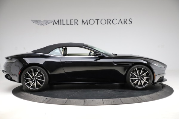 Used 2020 Aston Martin DB11 Volante for sale $209,900 at Rolls-Royce Motor Cars Greenwich in Greenwich CT 06830 28