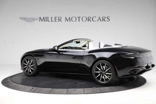 Used 2020 Aston Martin DB11 Volante for sale $209,900 at Rolls-Royce Motor Cars Greenwich in Greenwich CT 06830 3