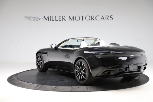 Used 2020 Aston Martin DB11 Volante for sale $209,900 at Rolls-Royce Motor Cars Greenwich in Greenwich CT 06830 4