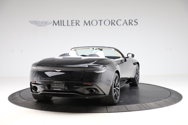 Used 2020 Aston Martin DB11 Volante for sale $209,900 at Rolls-Royce Motor Cars Greenwich in Greenwich CT 06830 6