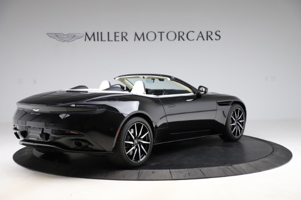 Used 2020 Aston Martin DB11 Volante for sale $209,900 at Rolls-Royce Motor Cars Greenwich in Greenwich CT 06830 7