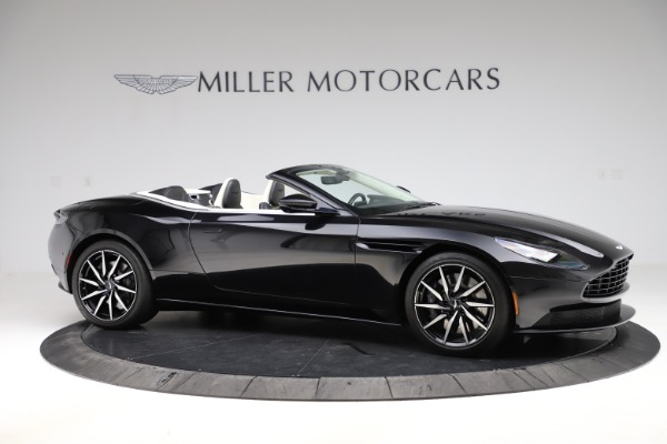 Used 2020 Aston Martin DB11 Volante for sale $209,900 at Rolls-Royce Motor Cars Greenwich in Greenwich CT 06830 9