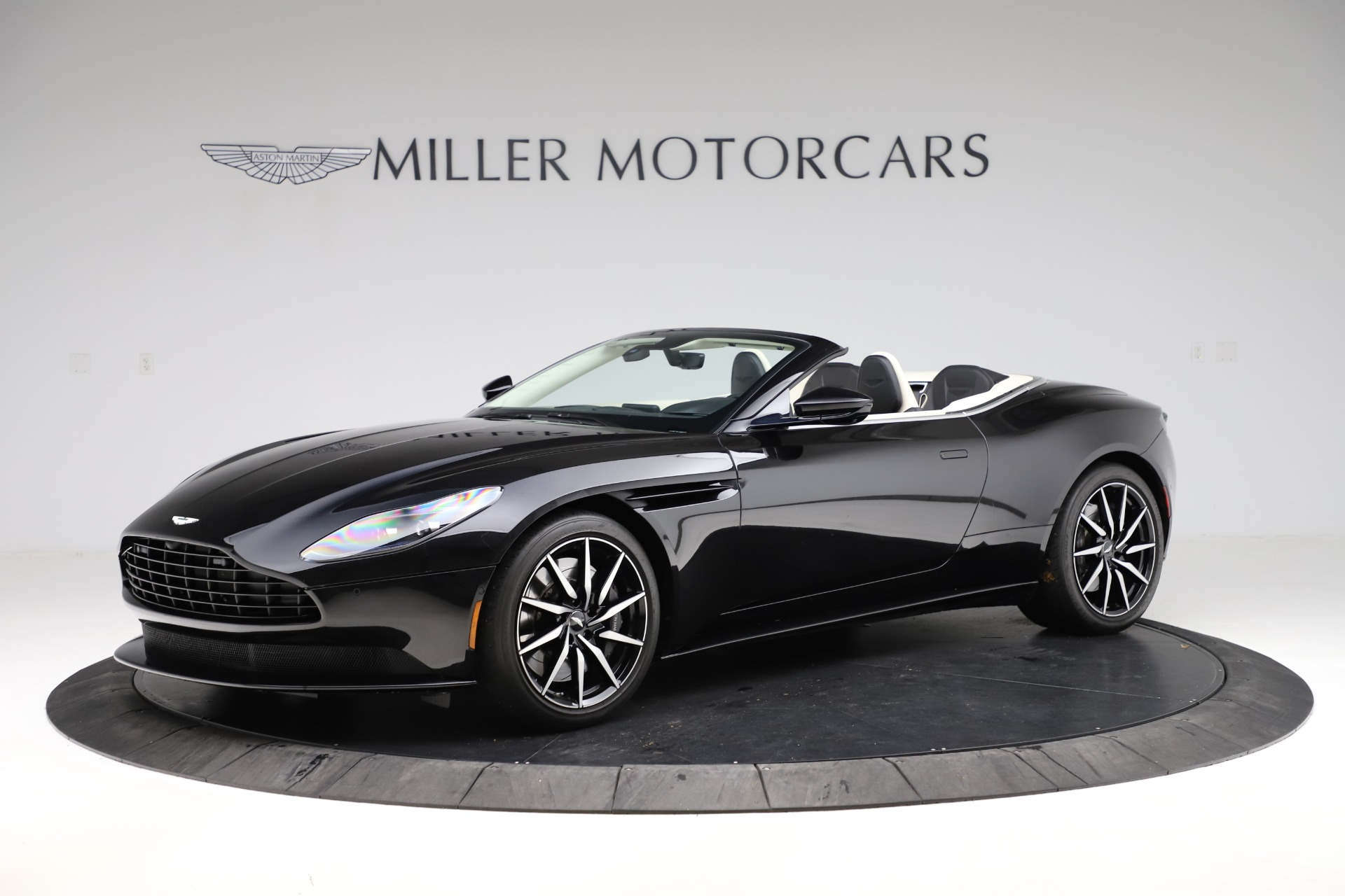 Used 2020 Aston Martin DB11 Volante for sale $209,900 at Rolls-Royce Motor Cars Greenwich in Greenwich CT 06830 1