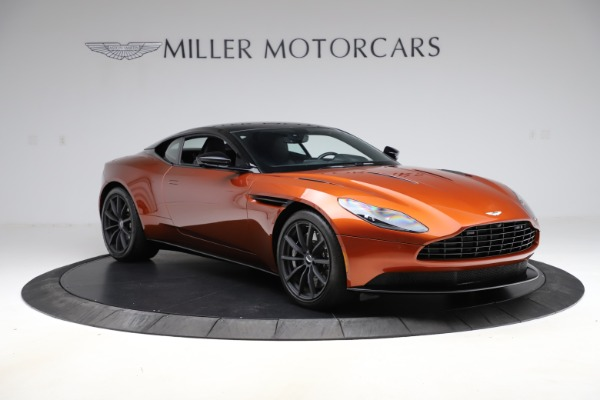 Used 2020 Aston Martin DB11 AMR for sale $199,900 at Rolls-Royce Motor Cars Greenwich in Greenwich CT 06830 10
