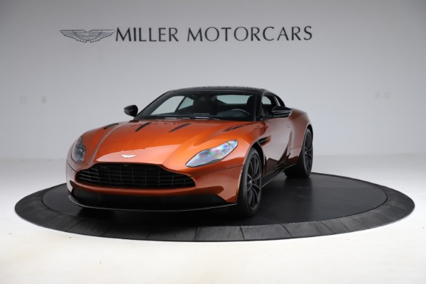 Used 2020 Aston Martin DB11 AMR for sale $199,900 at Rolls-Royce Motor Cars Greenwich in Greenwich CT 06830 12
