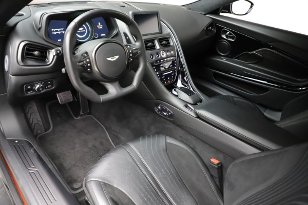 Used 2020 Aston Martin DB11 AMR for sale $199,900 at Rolls-Royce Motor Cars Greenwich in Greenwich CT 06830 13