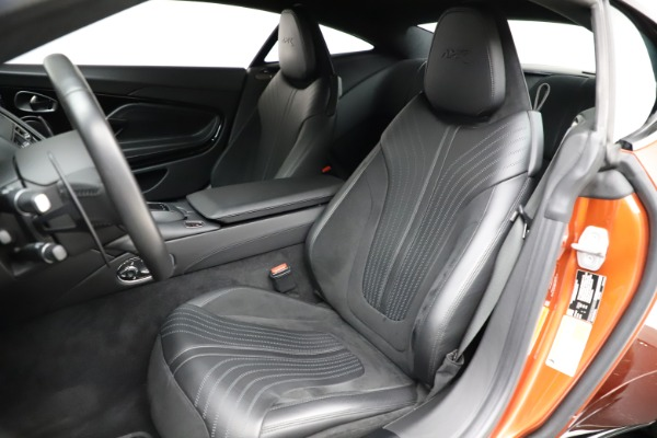 Used 2020 Aston Martin DB11 AMR for sale $199,900 at Rolls-Royce Motor Cars Greenwich in Greenwich CT 06830 15