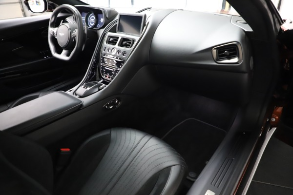 Used 2020 Aston Martin DB11 AMR for sale $199,900 at Rolls-Royce Motor Cars Greenwich in Greenwich CT 06830 19