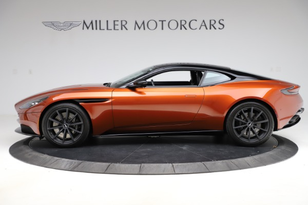 Used 2020 Aston Martin DB11 AMR for sale $199,900 at Rolls-Royce Motor Cars Greenwich in Greenwich CT 06830 2