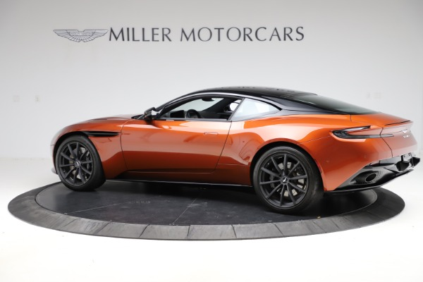 Used 2020 Aston Martin DB11 AMR for sale $199,900 at Rolls-Royce Motor Cars Greenwich in Greenwich CT 06830 3
