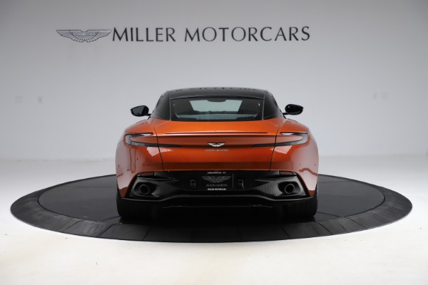 Used 2020 Aston Martin DB11 AMR for sale $199,900 at Rolls-Royce Motor Cars Greenwich in Greenwich CT 06830 5