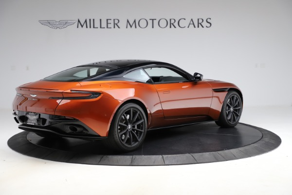 Used 2020 Aston Martin DB11 AMR for sale $199,900 at Rolls-Royce Motor Cars Greenwich in Greenwich CT 06830 7