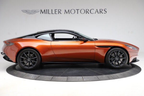 Used 2020 Aston Martin DB11 AMR for sale $199,900 at Rolls-Royce Motor Cars Greenwich in Greenwich CT 06830 8