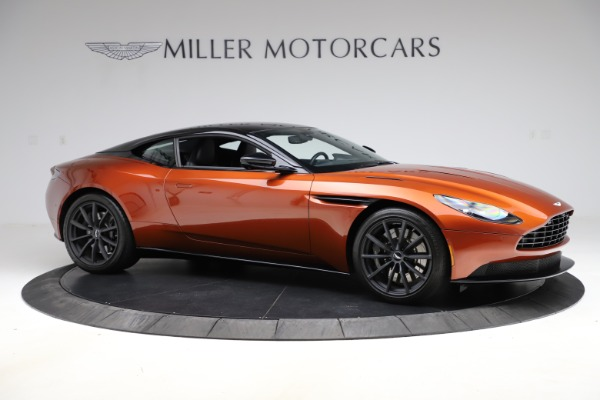 Used 2020 Aston Martin DB11 AMR for sale $199,900 at Rolls-Royce Motor Cars Greenwich in Greenwich CT 06830 9