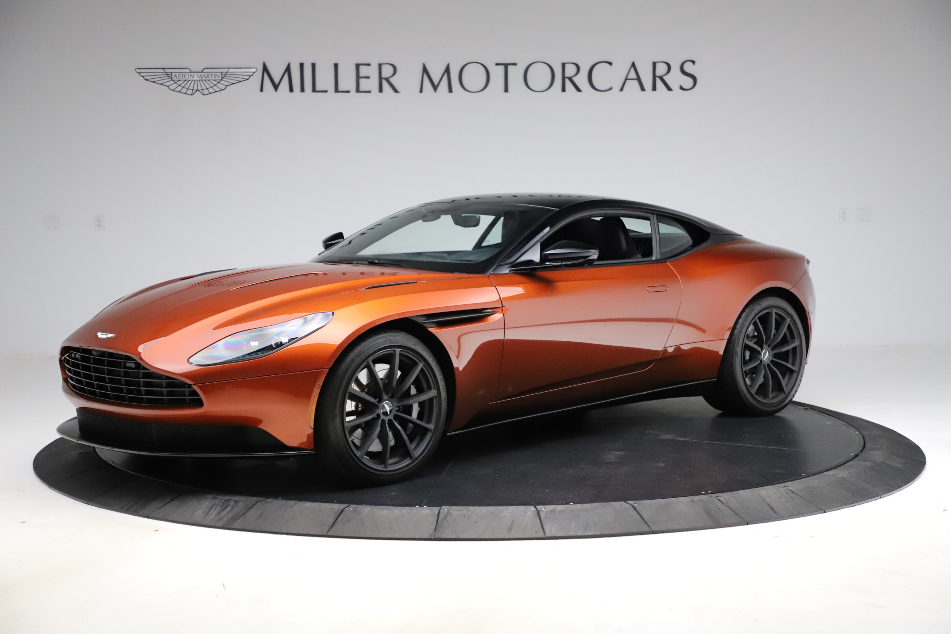 Used 2020 Aston Martin DB11 AMR for sale $199,900 at Rolls-Royce Motor Cars Greenwich in Greenwich CT 06830 1