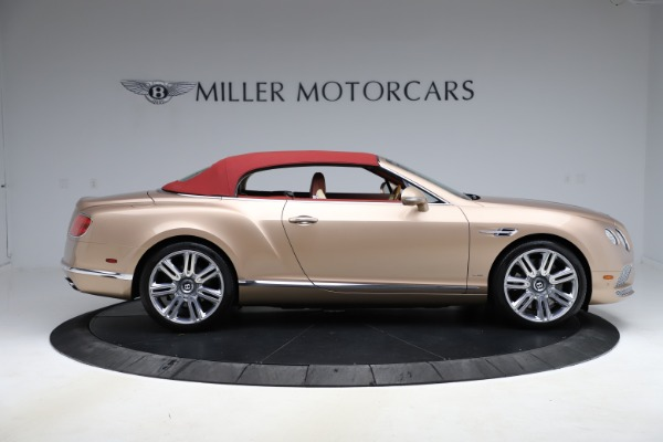 Used 2017 Bentley Continental GTC W12 for sale $165,900 at Rolls-Royce Motor Cars Greenwich in Greenwich CT 06830 18