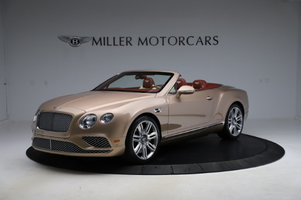 Used 2017 Bentley Continental GTC W12 for sale $165,900 at Rolls-Royce Motor Cars Greenwich in Greenwich CT 06830 2