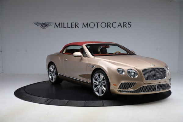 Used 2017 Bentley Continental GTC W12 for sale $165,900 at Rolls-Royce Motor Cars Greenwich in Greenwich CT 06830 20