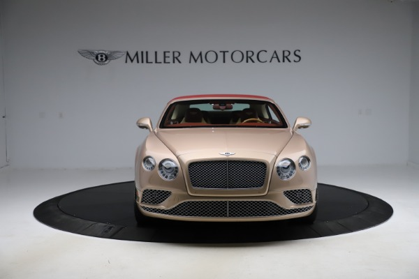 Used 2017 Bentley Continental GTC W12 for sale $165,900 at Rolls-Royce Motor Cars Greenwich in Greenwich CT 06830 21