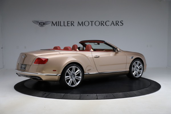 Used 2017 Bentley Continental GTC W12 for sale $165,900 at Rolls-Royce Motor Cars Greenwich in Greenwich CT 06830 8
