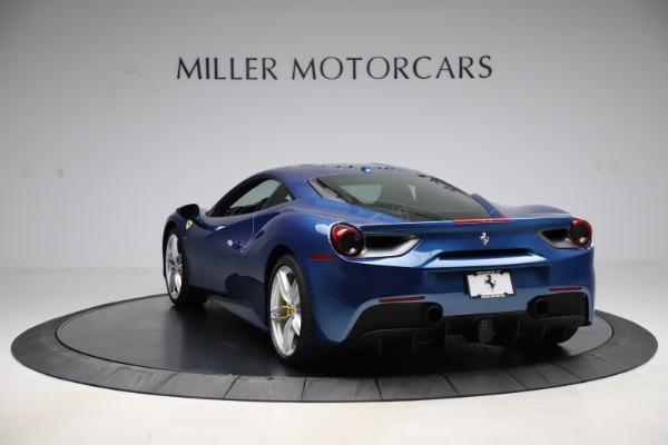 Used 2017 Ferrari 488 GTB for sale Sold at Rolls-Royce Motor Cars Greenwich in Greenwich CT 06830 5