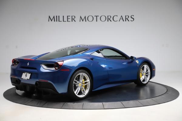 Used 2017 Ferrari 488 GTB for sale Sold at Rolls-Royce Motor Cars Greenwich in Greenwich CT 06830 8