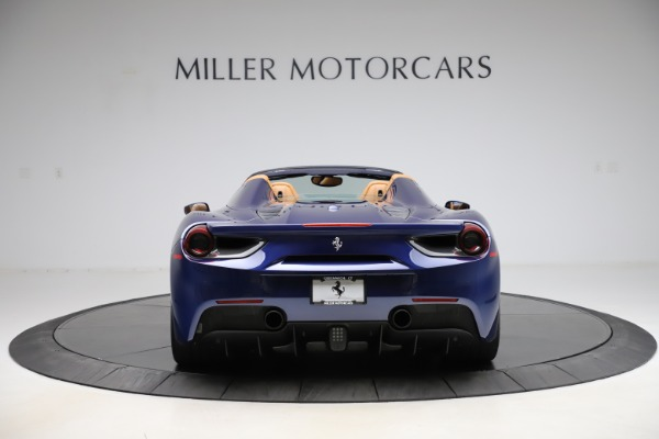 Used 2018 Ferrari 488 Spider for sale Sold at Rolls-Royce Motor Cars Greenwich in Greenwich CT 06830 6