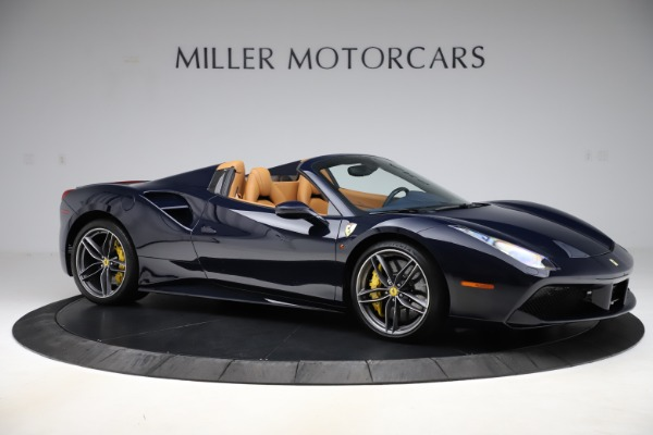 Used 2018 Ferrari 488 Spider for sale Call for price at Rolls-Royce Motor Cars Greenwich in Greenwich CT 06830 10