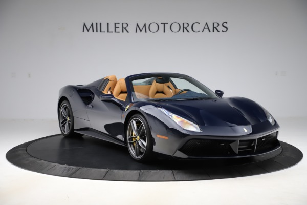 Used 2018 Ferrari 488 Spider for sale Call for price at Rolls-Royce Motor Cars Greenwich in Greenwich CT 06830 11