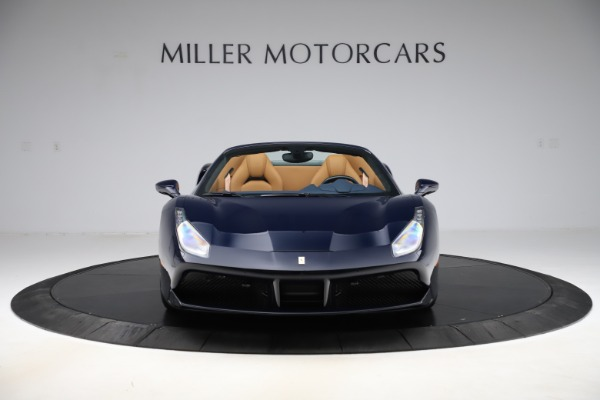 Used 2018 Ferrari 488 Spider for sale Call for price at Rolls-Royce Motor Cars Greenwich in Greenwich CT 06830 12