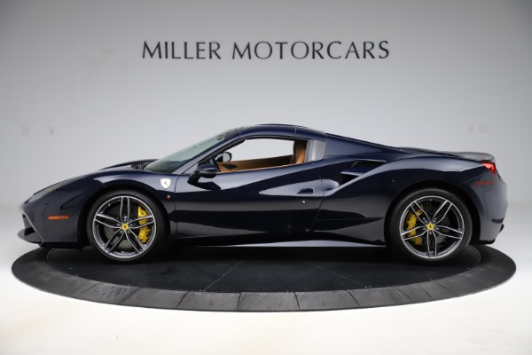 Used 2018 Ferrari 488 Spider for sale Call for price at Rolls-Royce Motor Cars Greenwich in Greenwich CT 06830 14