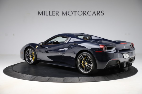 Used 2018 Ferrari 488 Spider for sale Call for price at Rolls-Royce Motor Cars Greenwich in Greenwich CT 06830 15