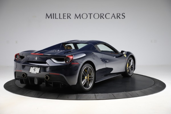 Used 2018 Ferrari 488 Spider for sale Call for price at Rolls-Royce Motor Cars Greenwich in Greenwich CT 06830 16