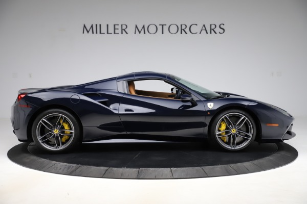 Used 2018 Ferrari 488 Spider for sale Call for price at Rolls-Royce Motor Cars Greenwich in Greenwich CT 06830 17