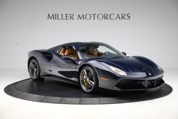 Used 2018 Ferrari 488 Spider for sale Call for price at Rolls-Royce Motor Cars Greenwich in Greenwich CT 06830 18