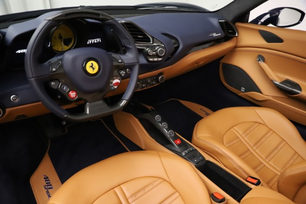 Used 2018 Ferrari 488 Spider for sale Call for price at Rolls-Royce Motor Cars Greenwich in Greenwich CT 06830 19
