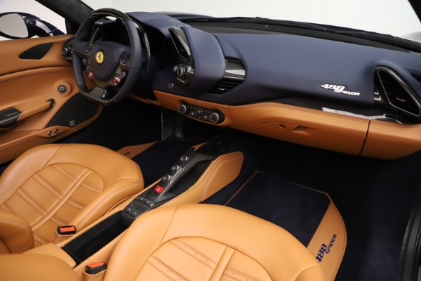 Used 2018 Ferrari 488 Spider for sale Call for price at Rolls-Royce Motor Cars Greenwich in Greenwich CT 06830 23