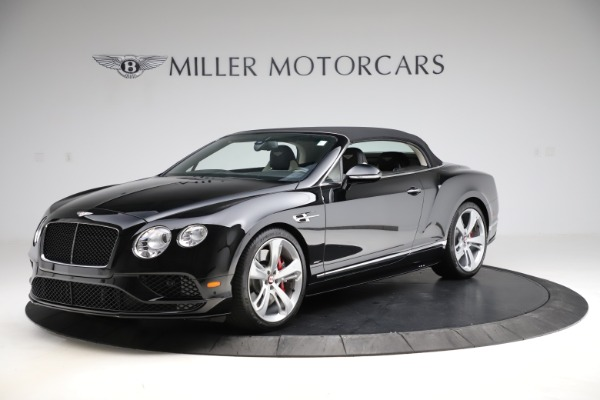 Used 2017 Bentley Continental GT V8 S for sale $159,900 at Rolls-Royce Motor Cars Greenwich in Greenwich CT 06830 12