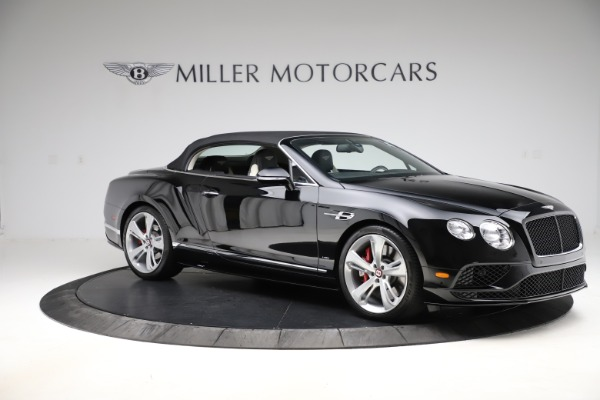 Used 2017 Bentley Continental GTC V8 S for sale $159,900 at Rolls-Royce Motor Cars Greenwich in Greenwich CT 06830 17