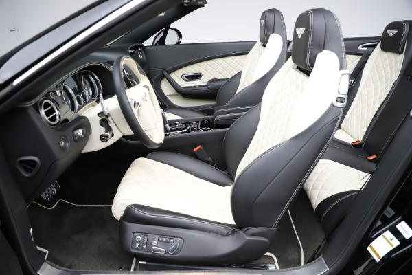 Used 2017 Bentley Continental GTC V8 S for sale $159,900 at Rolls-Royce Motor Cars Greenwich in Greenwich CT 06830 25
