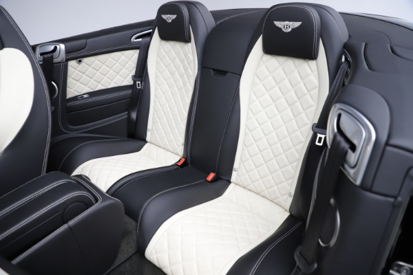 Used 2017 Bentley Continental GTC V8 S for sale $159,900 at Rolls-Royce Motor Cars Greenwich in Greenwich CT 06830 28