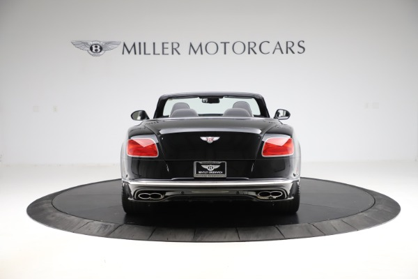 Used 2017 Bentley Continental GTC V8 S for sale $159,900 at Rolls-Royce Motor Cars Greenwich in Greenwich CT 06830 6