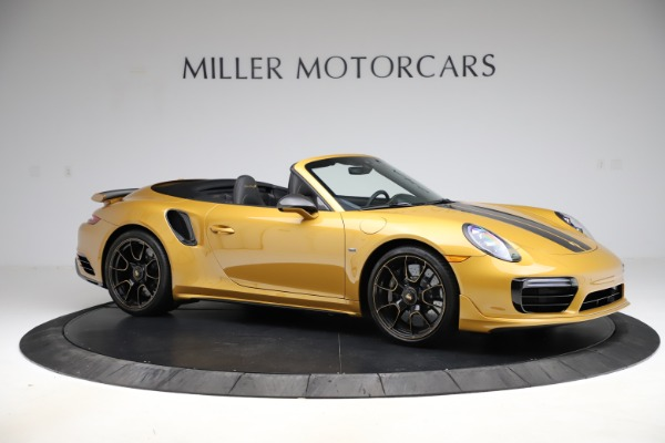 Used 2019 Porsche 911 Turbo S Exclusive for sale $249,900 at Rolls-Royce Motor Cars Greenwich in Greenwich CT 06830 10